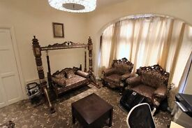 MASSIVE & OUTCLASS condition 3 Bedrooms House with 2 Receptions & 2 Toilets & Bathrooms, 7 Kings
