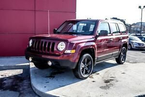 2015 Jeep Patriot ALTITUDE 4X4 NEUF