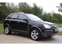 2009 Vauxhall Antara 2.0 CDTi 4X4 S full service history, AUTOMATIC, DIESEL, WARRANTY, PX WELCOME