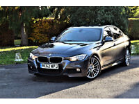 Bmw 330d Msport F30 3 series, automatic,260 bhp,px with audi,mercedes,volkswagen,lexus