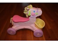 Fisher Price - Ride-Along Musical Pony