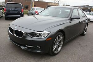 2013 BMW 3 Series 328i xDrive SPORT *RED LEATHER*