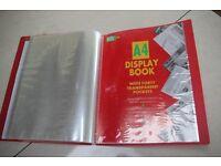 A4 Display Folders