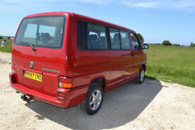 Classic VW Caravelle GL 2.4 Diesel, Manual