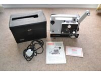 EUMIG DUAL 8 SILENT PROJECTOR MODEL 610D - Excellent Condition