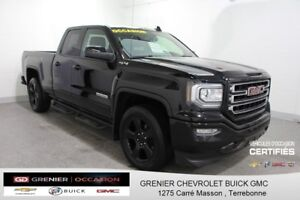 2017 GMC SIERRA 1500 4WD DOUBLE CAB SLE ELEVATION AIR CLIM DÉM À