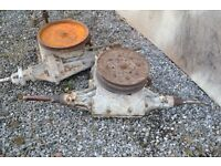 Ride on Lawnmower Gearboxes - Spares / Repair from Working Machine ATCO - Murray Ride on Lawnmower