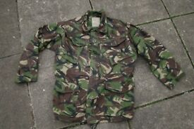 British Military - Soldier2000 Issue - DPM Windproof JACKET - Size Medium