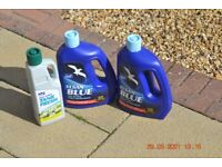 Toilet Chemical & Tank Cleaner
