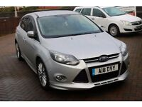 FORD FOCUS ECO BOOST 1Llitre 13 plate