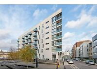 Overlooking the canal, an 8th floor apartment with wooden flooring, furnished, concierge - perfect!