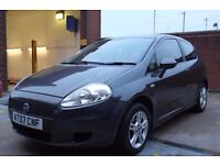 Fiat Grande Punto 1.2 Active 3dr FULL SERVICE HISTORY