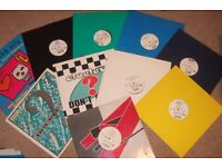 """10 x 12"""" ZYX Records Vinyl Collection OLD SKOOL EURO HOUSE!!"""