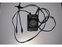 CONNECT-IT ES96UK AC/DC POWER ADAPTER 3-12V, Multi Jack Plugs, UK PLUG