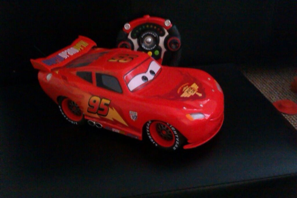 Cars Rc Lightning Mcqueen Rc Toy Car In County Antrim