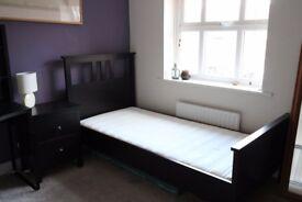 Ikea Bed from Hemnes range.