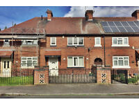 Newly Renovated 3 Bedroom House on Thackeray Street, Sinfin