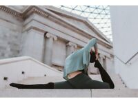 Yoga 121 and Group Lessons AVAILABLE in West London.
