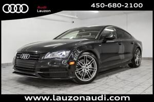 2014 Audi A7 3.0 TECHNIK S-LINE BLACK OPTICS