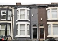 35 Newcombe Street, Anfield. 2 bed terraced to let with GCH & DG. DSS welcome