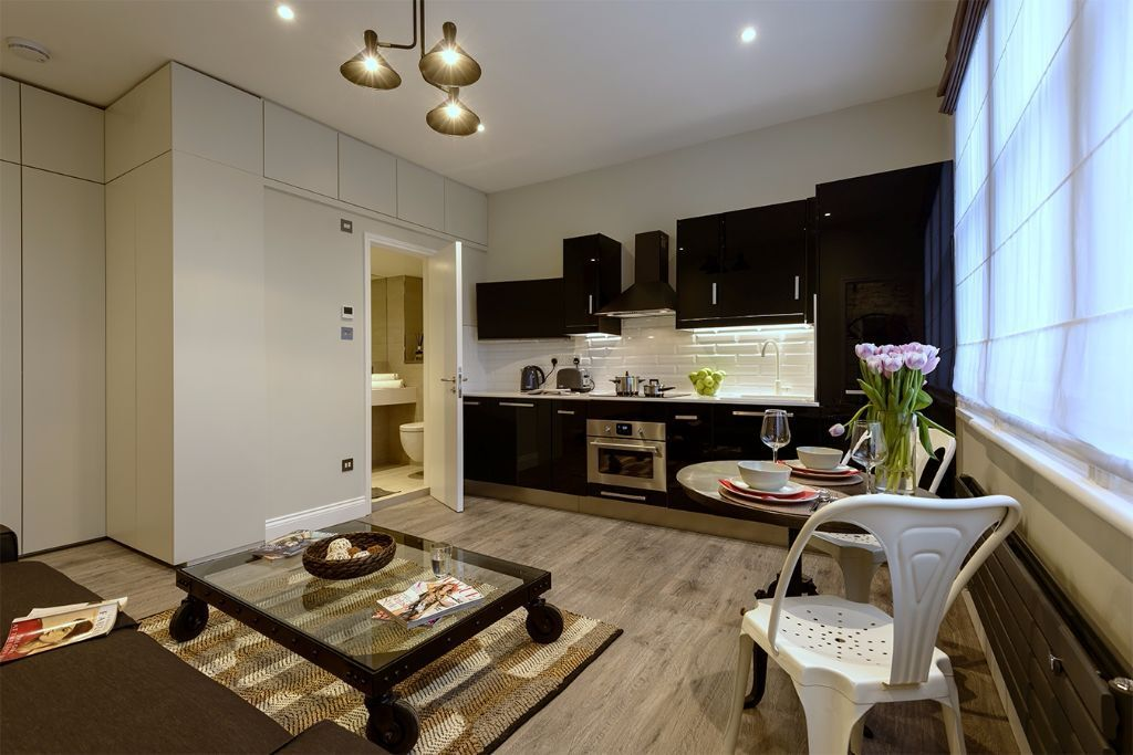 Luxury One Bed flat - 10 mins to Baker Street - Short Let - NEWLY REFURBISHED