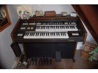 Farfisa Electronic Hammond Organ