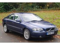 2004.. Volvo S60 T SE.. Automatic.. Supplying Dealer + 1 Owner.. Low Miles.. FSH.. Superb Example..