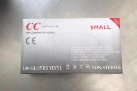 1000 Vinyl Gloves - New