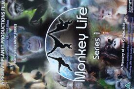 Monkey Life 2 DVD Series 1, episode 1-14