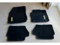 Ford Fiesta Mountune Car Mats