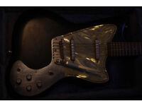 Baritone Electric Guitar Danelectro Dead on 67 Rare