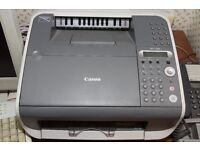 Canon L100 fax machine plus new toner cartridge