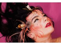Under face value 3 general admission Bjork 27th May Victoria Park London All Points East Festival