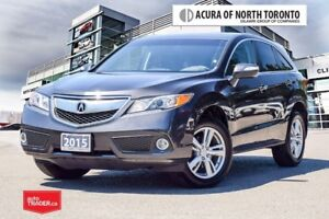 2015 Acura RDX at Accident Free| Bluetooth| Back-Up Camera