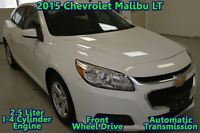 2015 Chevrolet Malibu LT, NO ACCIDENTS, LOCAL, BLUE TOOTH, LEATH