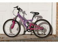 Apollo FS20 Girls Bike in VGC
