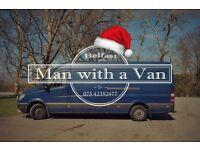 Man with a Van, Belfast