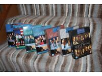 West Wing DVDs Series 1 to 7
