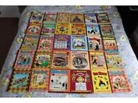 The Broons & Oor Wullie (31 books)