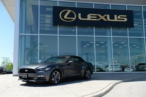 2016 Ford Mustang Covertible * REVERSE CAM & SENSORS HEATED WHEE