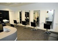 Senior Stylist Position Available in an Award Winning Salon