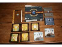 Computer game Myst Riven Fifth Anniversary Edition