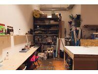 Studio space/creative office/workspace in Hackney, East London