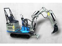 Caterpillar track Mini-excavator – MS-TE113