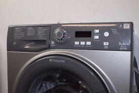 Hotpoint 7kg 1400 Spin Washing Machine Digital Display Excellent Condition 6 Month Warranty