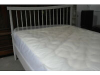 BRAND NEW!!! Double Bed With Brand new Mattress