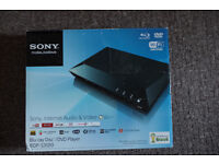 Sony BDP-S3100 Bluray/dvd player wi-fi enabled