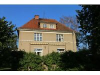 INVESTMENT PLOT WITH A LARGE PERIOD HOUSE, POLAND, NEAR WROCLAW