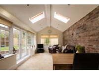 Conservatory Roof Conversions, UPVC Windows and Doors