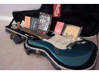 American Stratocaster standard USA